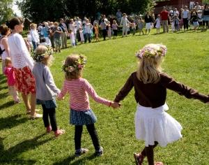 Celebración de Midsummer